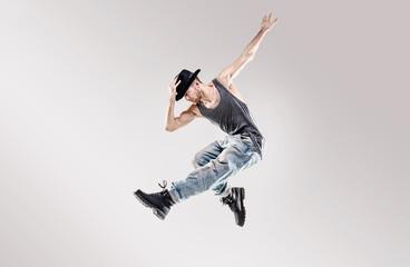 Modni kadar mlade plesačice hip hopa