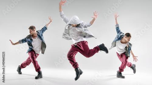 Dancing man - 104661225