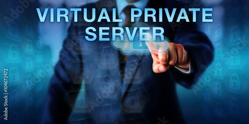 Enterprise Client Pressing VIRTUAL PRIVATE SERVER