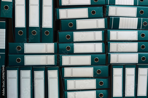 Fotografía  Binders Archive, Ring Binders, Bureaucracy