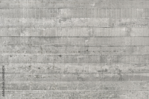 Fotografie, Obraz  Board Formed Concrete Texture