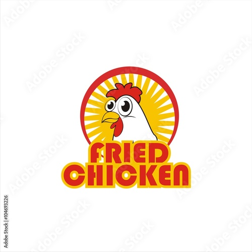 Chicken Fast Food Logo Vector Template Buy This Stock Vector And