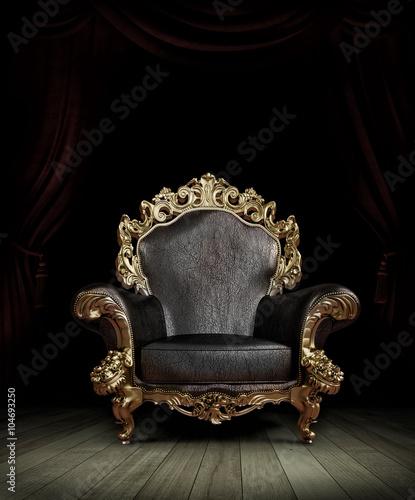Fotografie, Obraz  classic luxury chair