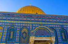 Dome Of The Rock In Details