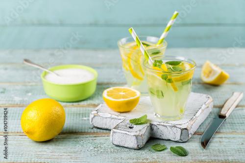 lemonade Fototapeta