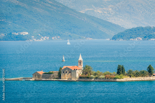 Papiers peints Fortification Fort Mamula, fortress on the island, Montenegro