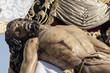 Semana santa en Sevilla, Jesús muerto en los brazos de su madre, hermandad del Baratillo