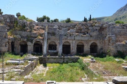 Valokuva  Ancient Corinth