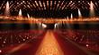 canvas print picture - Red Carpet Festival Glamour Scene
