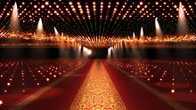 Red Carpet Festival Glamour Sc...