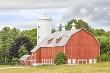 Red Door County Barn