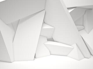 Naklejka3d geometric wall