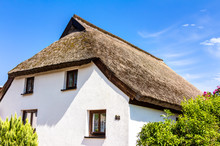 Traditional Thatching Roof House