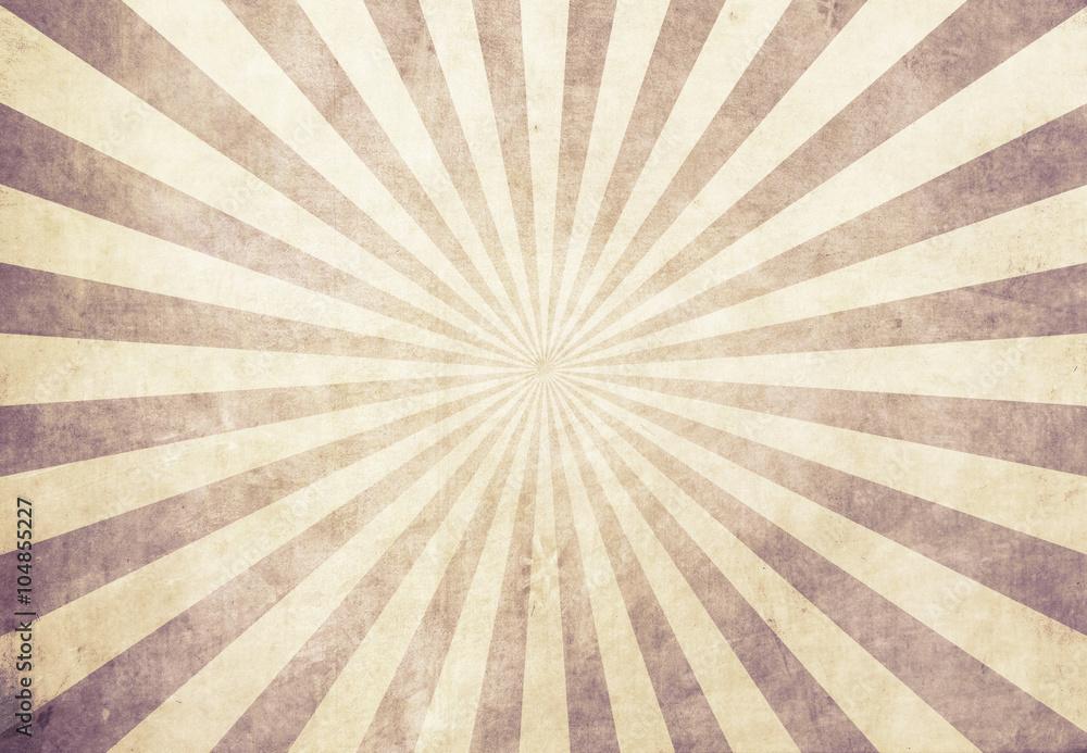 Fototapety, obrazy: Sunburst Texture