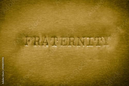 word printed on golden metallic background 74403eb70ad