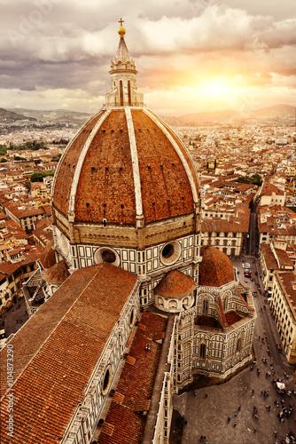 Fotografie, Obraz  Basilica di Santa Maria del Fiore in Florence