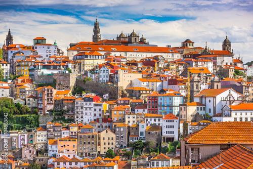 Porto, Portugal Skyline - 104883842