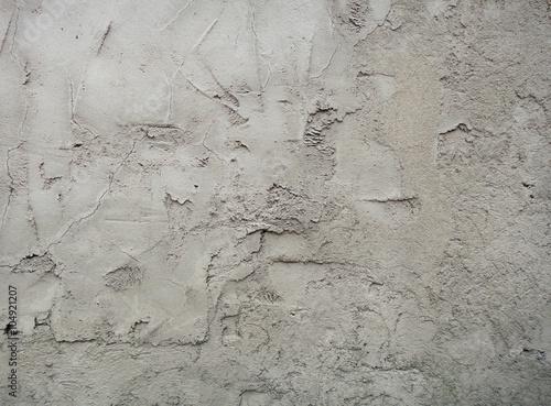 Foto auf AluDibond Alte schmutzig texturierte wand Stone surface