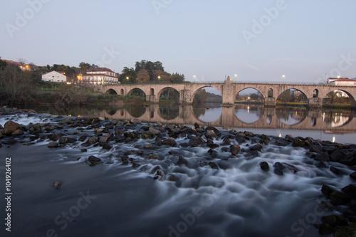 Fotografie, Obraz  Ponte da Barca, Gerês, Minho, Portugal