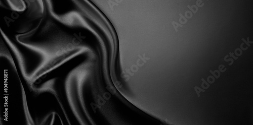 Fotografia  abstract background luxury cloth or liquid wave or wavy folds of grunge silk tex