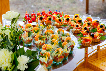 Fototapeta Catering Food
