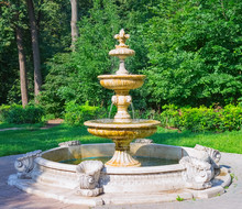 Beautiful Ancient Fountain