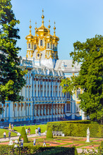 Catherine Palace In Catherine ...