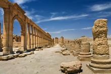 Syria. Palmyra (Tadmor). The C...