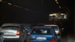 Belgrade tunnel traffic footage. Canon 5D MK III