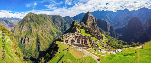 Recess Fitting South America Country Machu Picchu