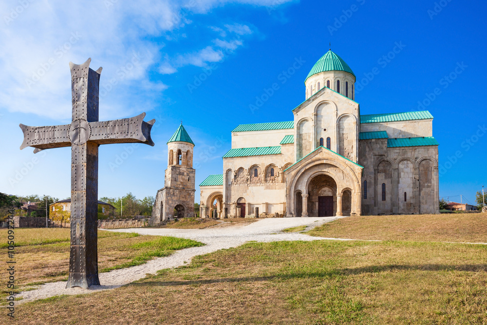 Fototapety, obrazy: Bagrati Cathedral, Kutaisi