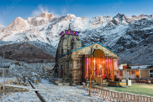 Poster India Kedarnath in India