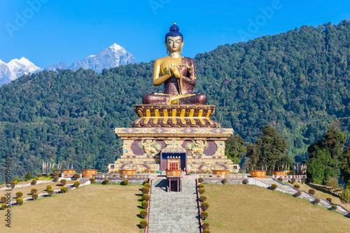 Fotografia  Buddha Park, Ravangla