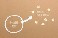 Your Comfort Zone Versus Where...