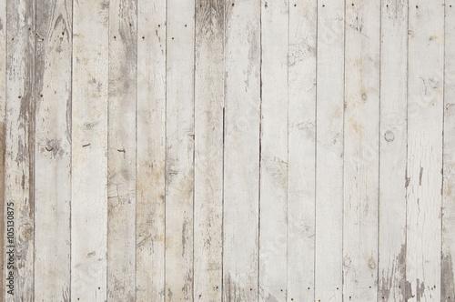 Fotografie, Obraz  white, grey wooden planks
