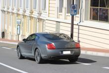 English Luxury Car