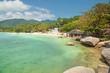 beautiful tropical beach. Thailand, Koh Phangan