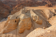 Qumran Caves At The Archaeolog...