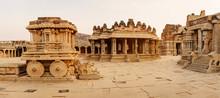 Panorama Of Vittala Temple