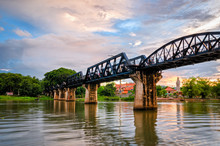 Kanchanaburi (Thailand), The B...