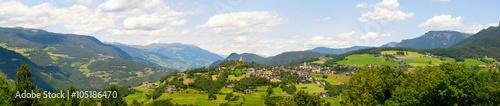 Photo Amazing panoramic landscape