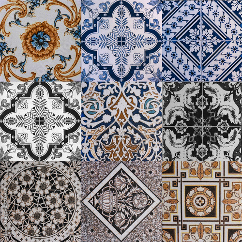 Ceramic Tile Texture Design Wall Bathroom Indoor Outdoor Handcraft