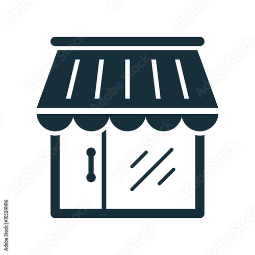 store icon Canvas-taulu