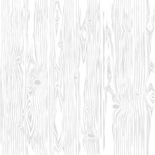 White Wooden Seamless Backgrou...
