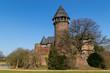 Aussenansicht Burg am Niederrhein