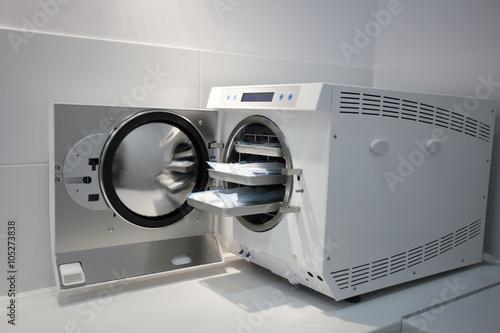 machine for sterilizing medical equipment #105273838