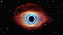 Eye Of God In Nebula Helix. Pi...