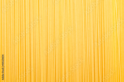 Background of uncooked spaghetti Obraz na płótnie