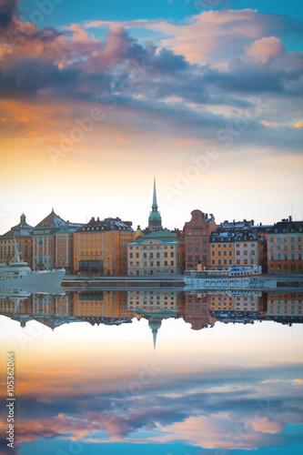 Poster Stockholm Stockholm, Sweden cityscape