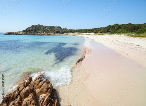 Photo  La Spiaggia Rosa, Sardegna